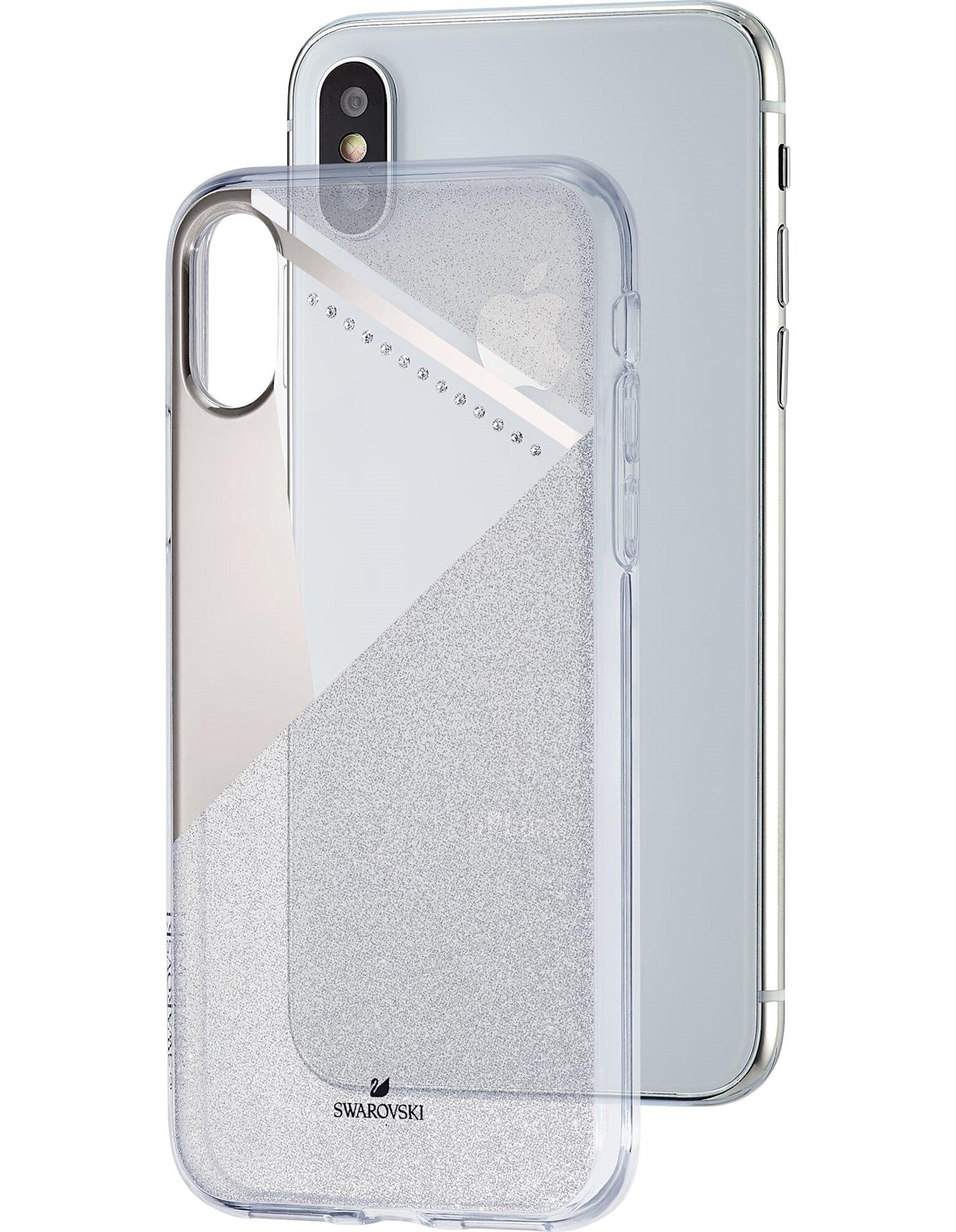 Picture of Subtle Koruyuculu Akıllı Telefon Kılıf, iPhone® X/XS, Gümüş Rengi
