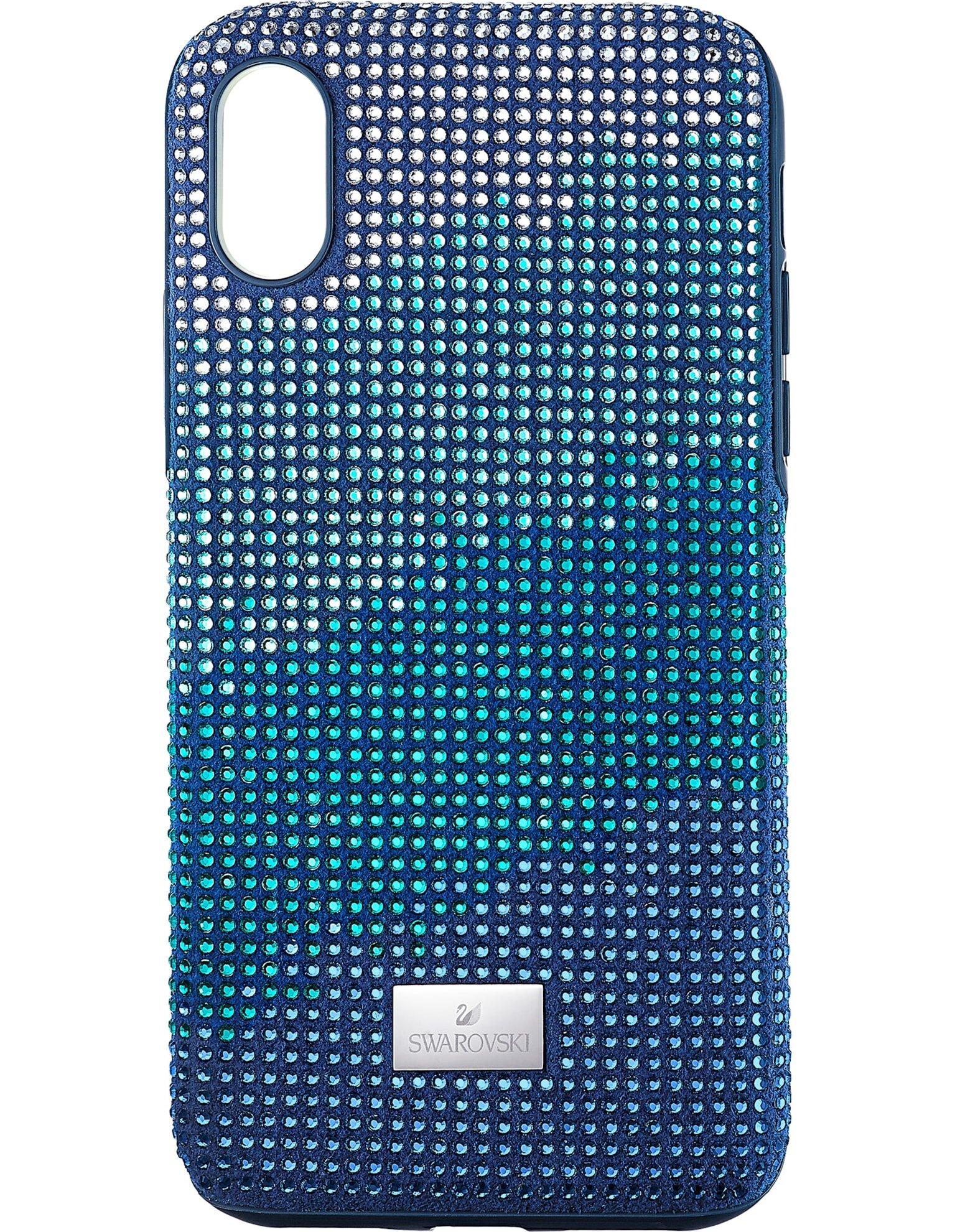 Picture of Crystalgram Koruyuculu Akıllı Telefon Kılıf, iPhone® X/XS, Mavi