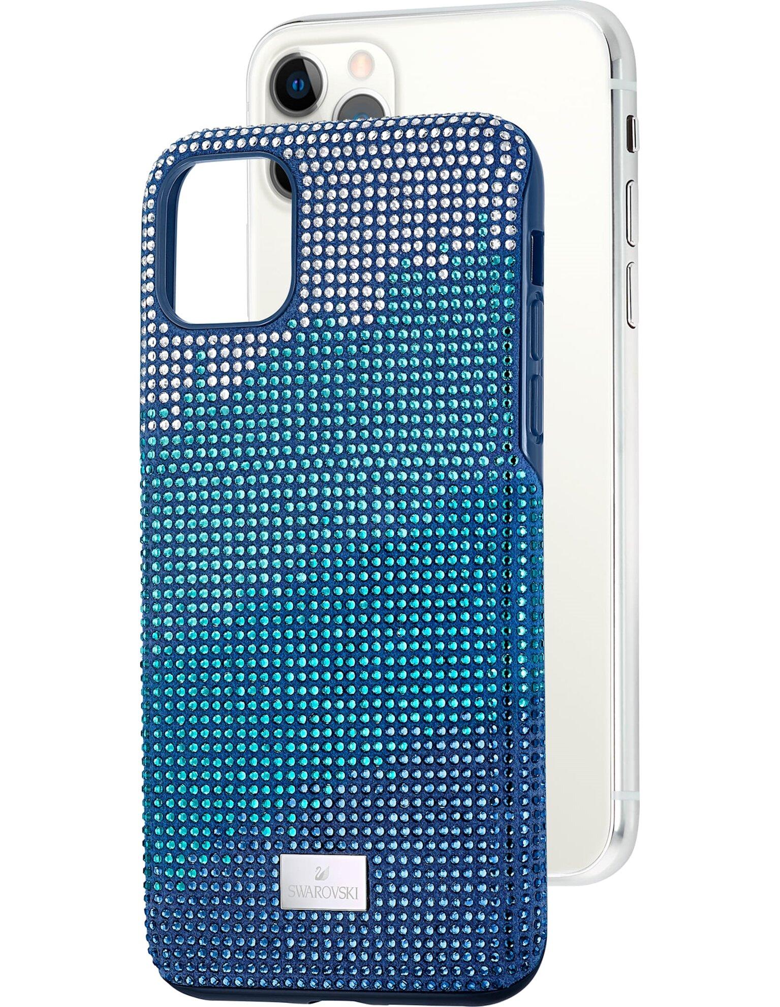 Picture of Crystalgram Koruyuculu Akıllı Telefon Kılıf, iPhone® 11 Pro Max, Mavi