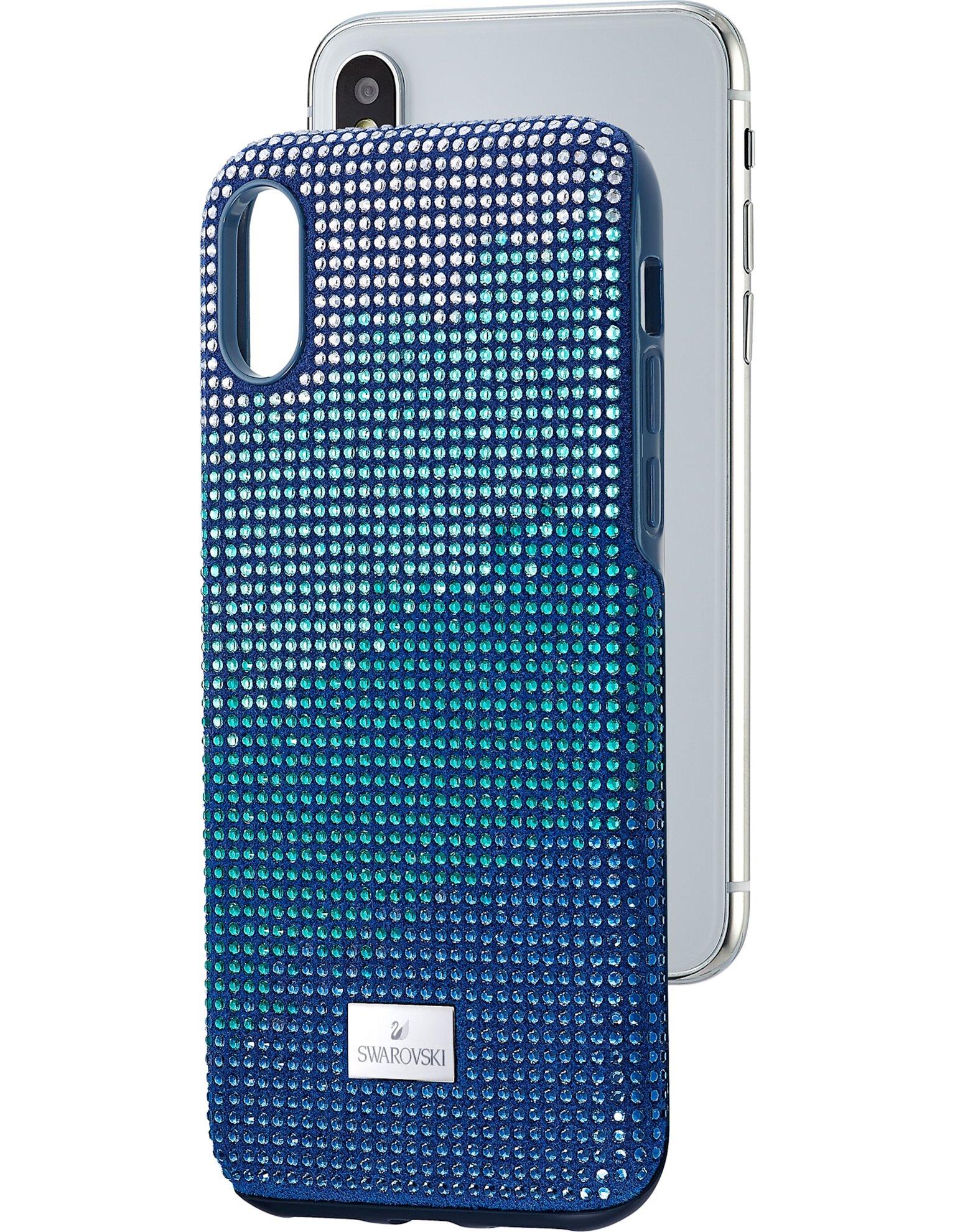 Picture of Crystalgram Koruyuculu Akıllı Telefon Kılıf, iPhone® XS Max, Mavi