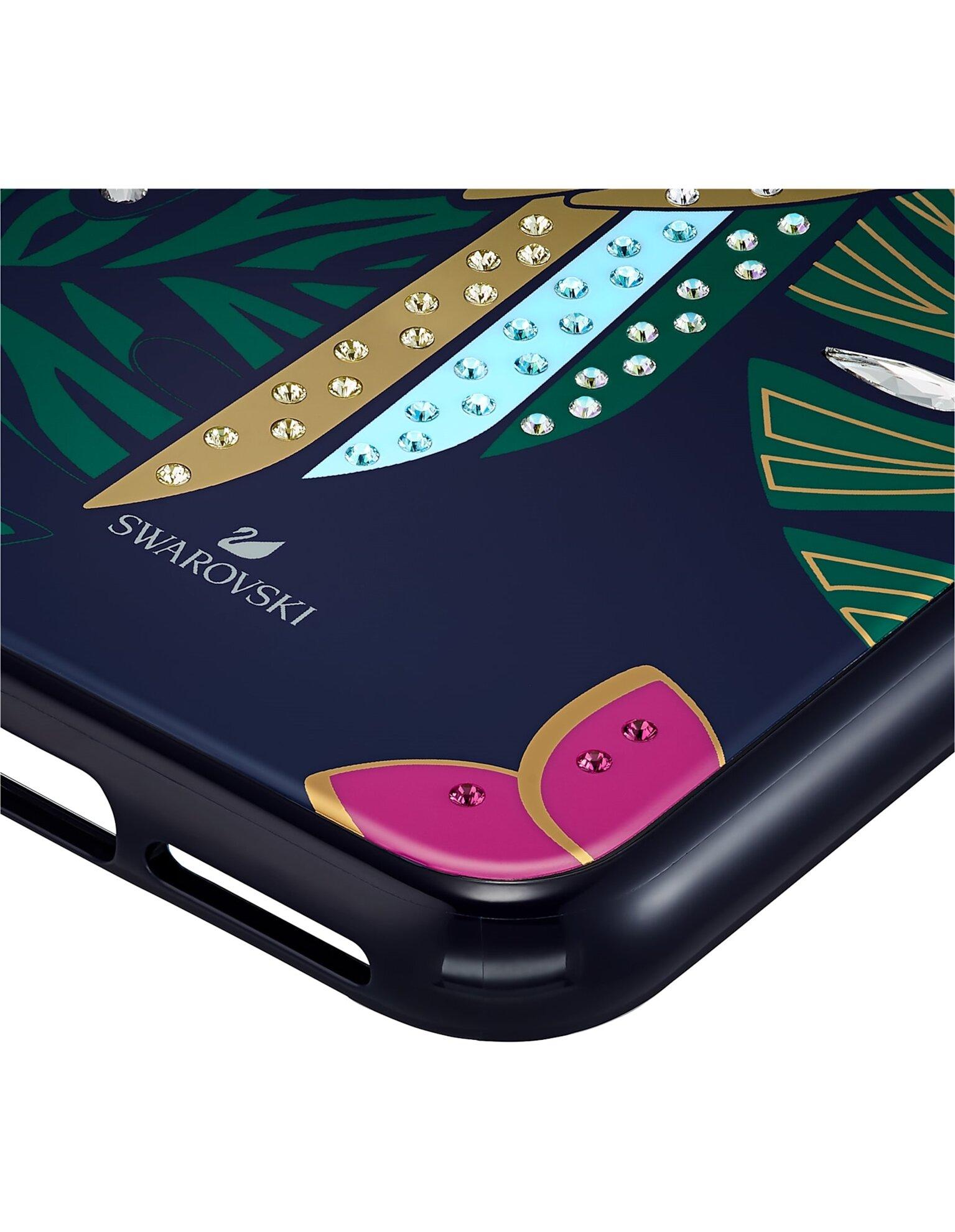 Picture of Tropical Parrot Koruyuculu Akıllı Telefon Kılıf, iPhone® 11 Pro, Koyu renkli