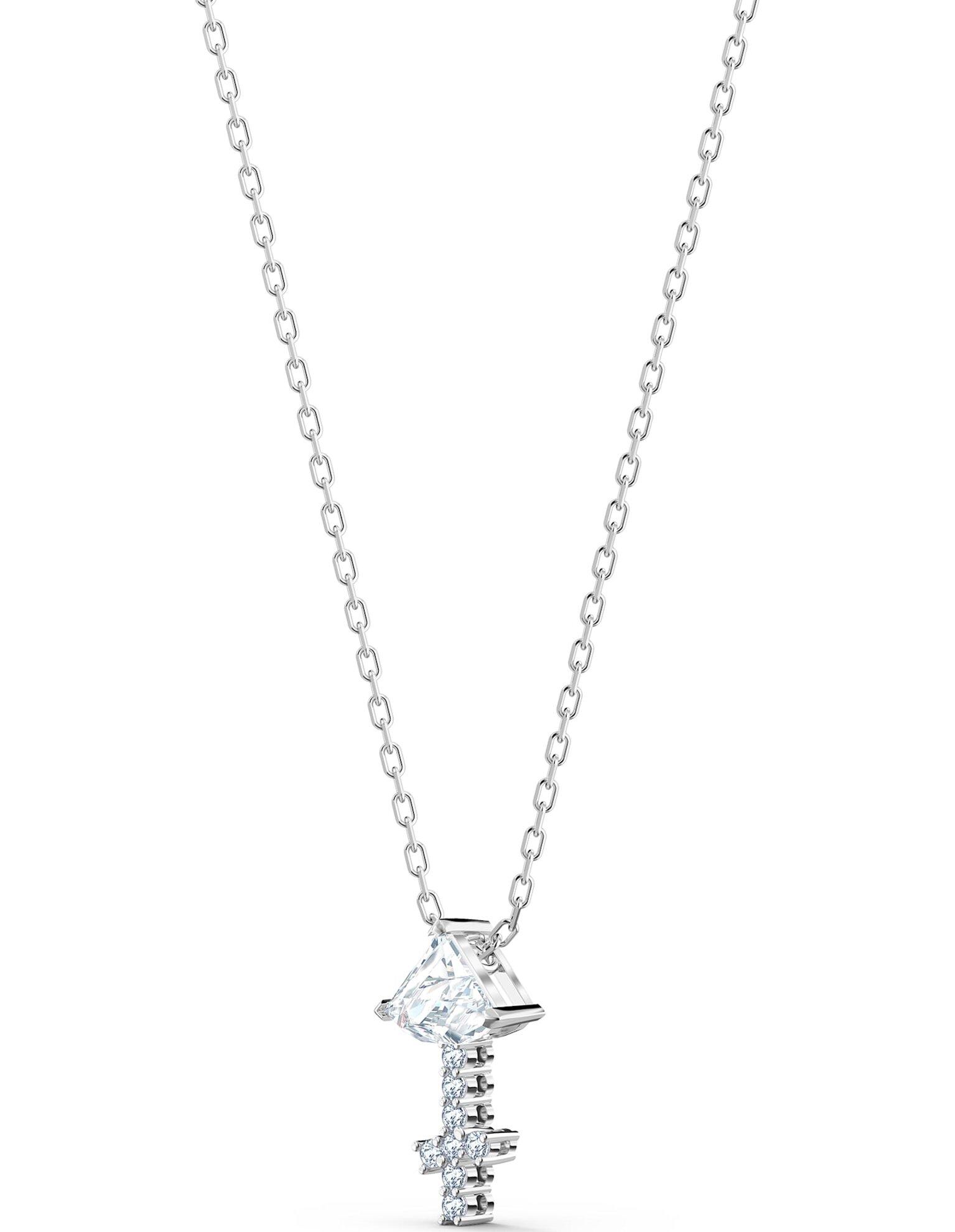 Picture of Zodiac II kolye, Yay, Beyaz, Karışık metal