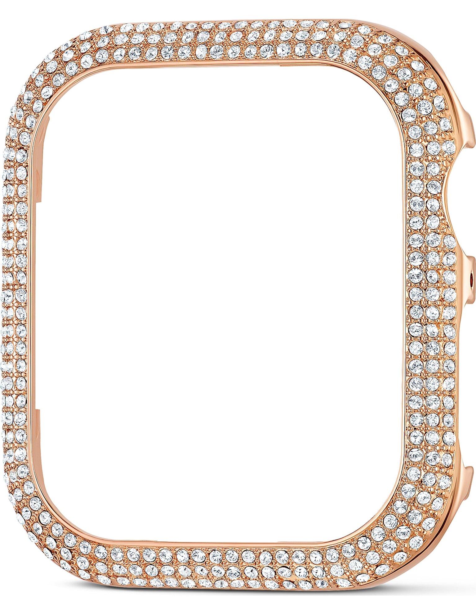 Picture of 40 mm Sparkling Apple Watch ® uyumlu kılıf, Rose Altın tonu