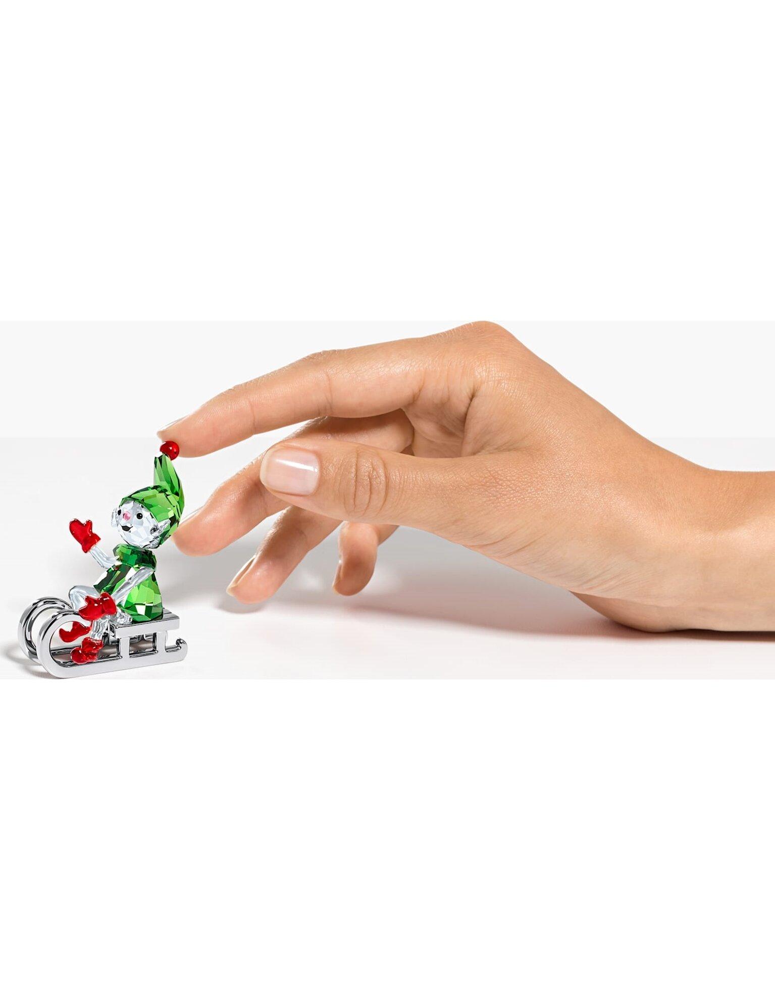 Picture of Noel Baba'nın Kızaktaki Elfi