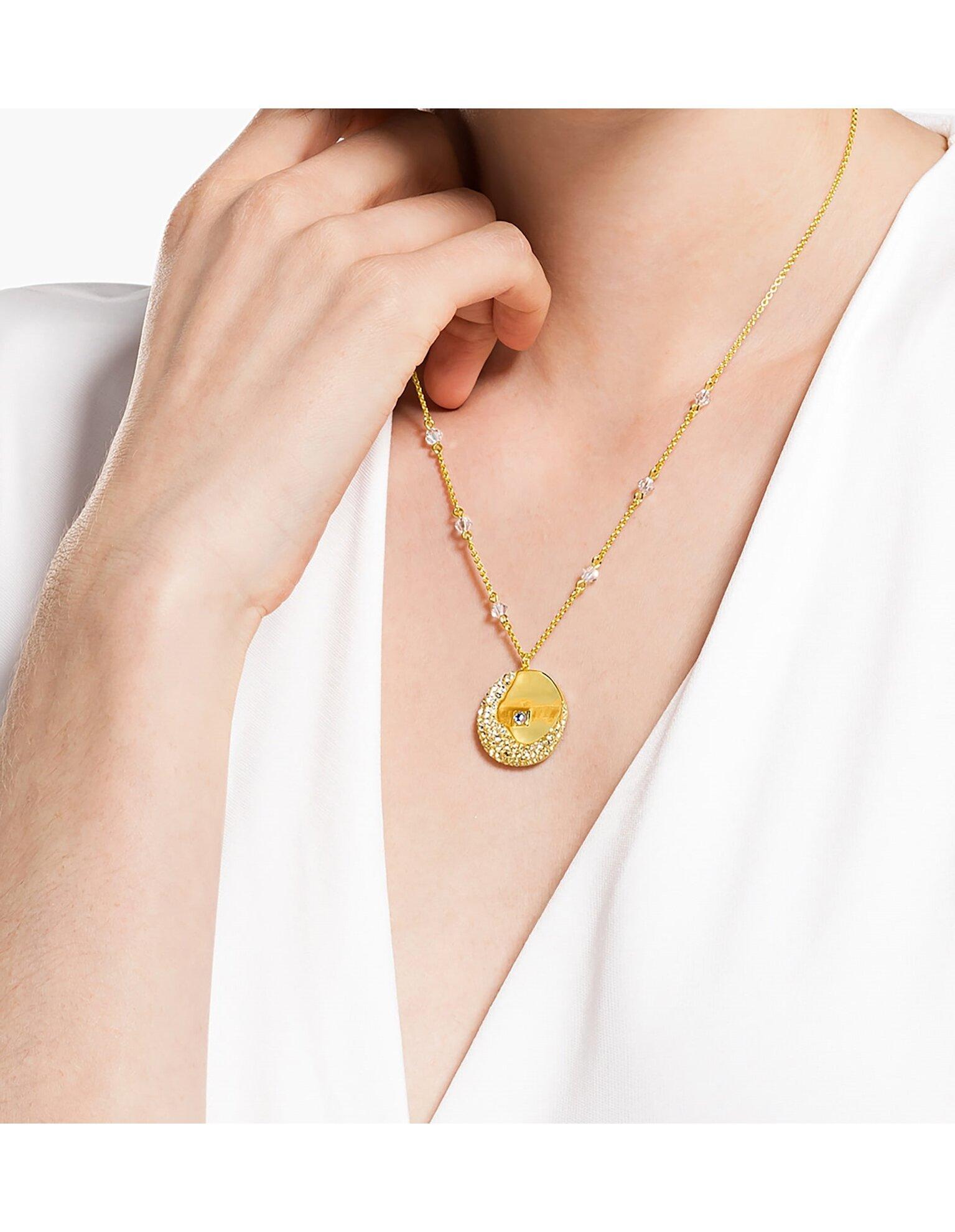 Picture of The Elements kolye, Sarı, Altın rengi kaplama