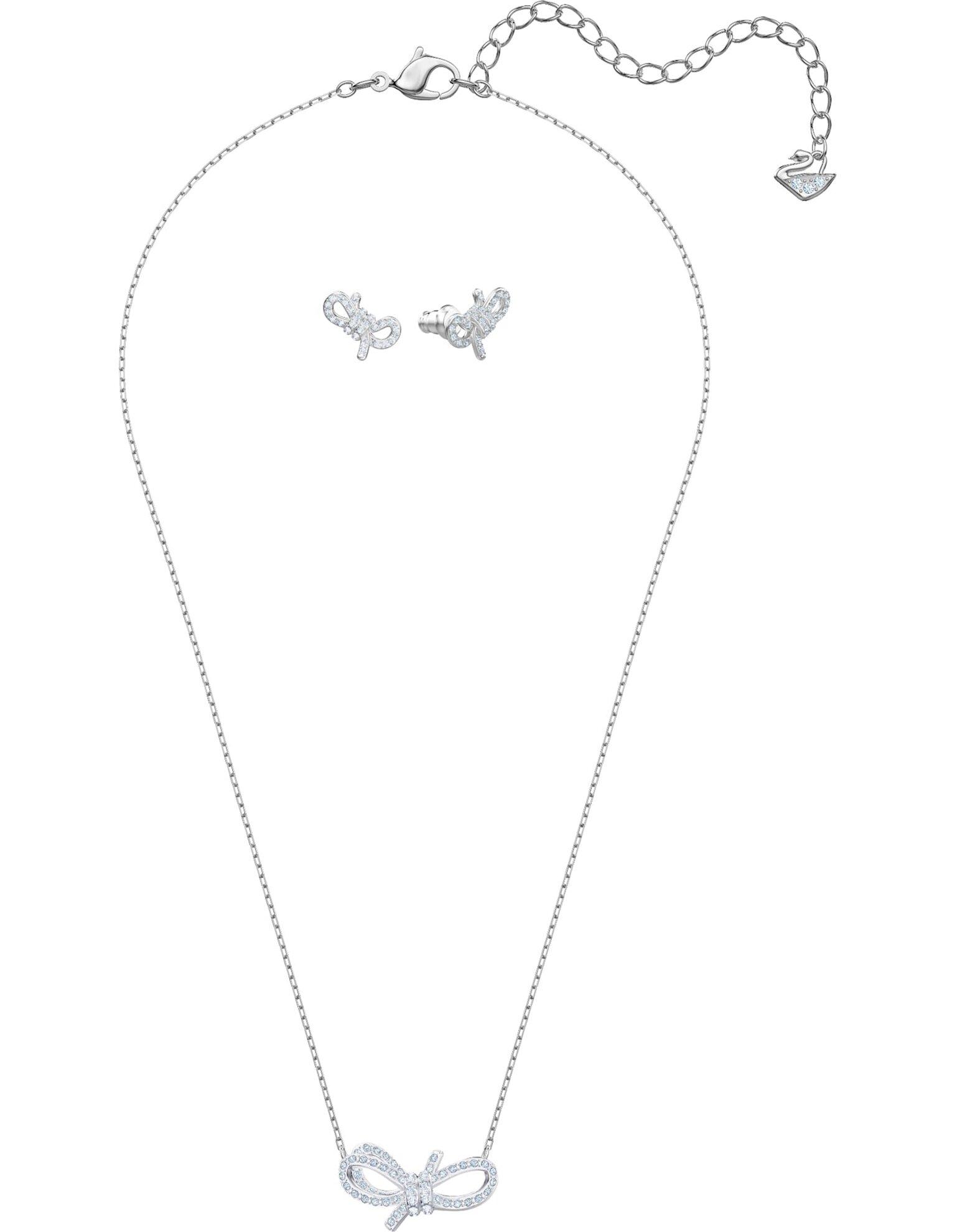 Picture of Lifelong Bow Set, Beyaz, Rodyum kaplama