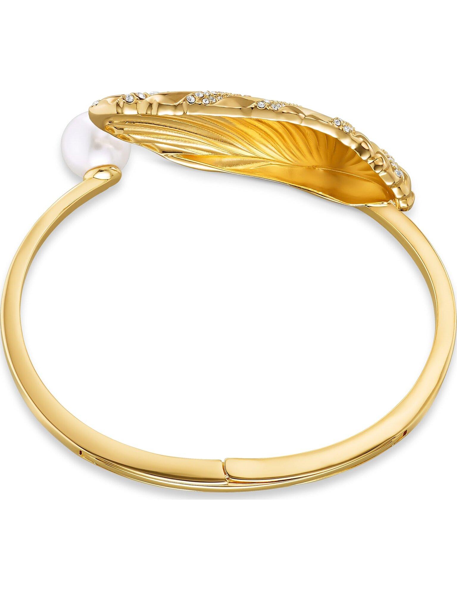 Picture of Shell Kelepçe, Açık renkli, Altın rengi kaplama