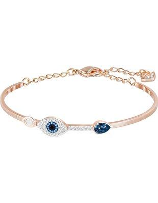 Picture of Swarovski Symbolic Evil Eye Bileklik, Mavi, Karışık metal