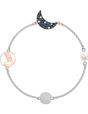 Picture of Swarovski Remix Collection Moon Strand, Cok Renkli, Karışık metal