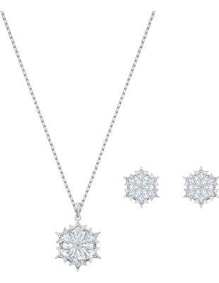 Picture of Magic Snowflake Set, Beyaz, Rodyum kaplama