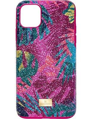 Picture of Tropical Koruyuculu Akıllı Telefon Kılıf, iPhone® 11 Pro Max, Koyu renkli