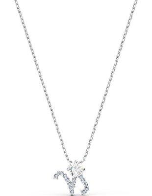 Picture of Zodiac II kolye, Oğlak, Beyaz, Karışık metal