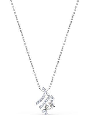 Picture of Zodiac II kolye, Başak, Beyaz, Karışık metal