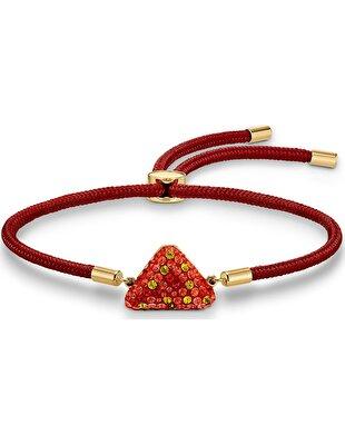 Picture of Swarovski Power Collection Fire Element Bileklik, Kırmızı, Altın rengi kaplama