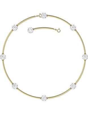 Picture of Constella Kolye, Beyaz, Pembe altın rengi kaplama