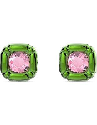 Picture of Dulcis düğme Küpeler, Yeşil